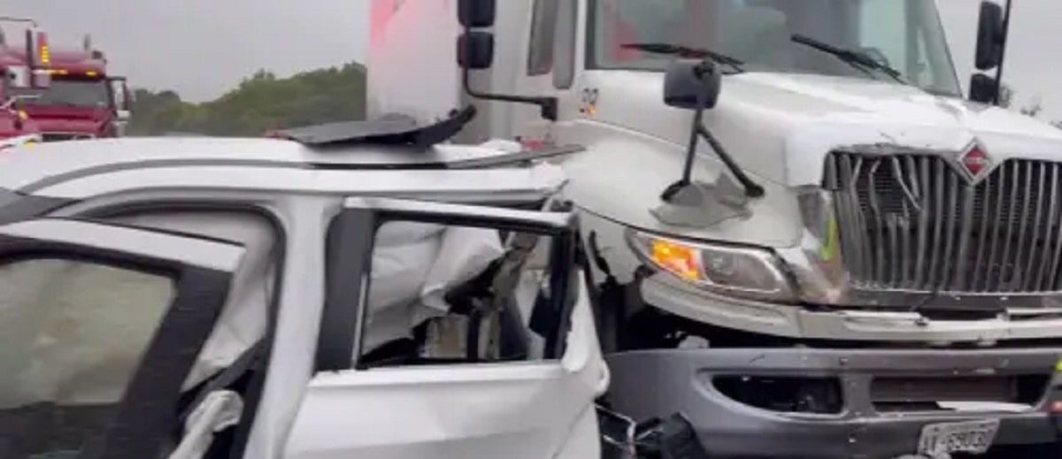 Port Hope Accident Today, Two injured At Highway 401 Multi Vehicle Fatal Crash!